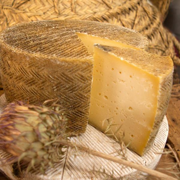 queso manchego artesano curado
