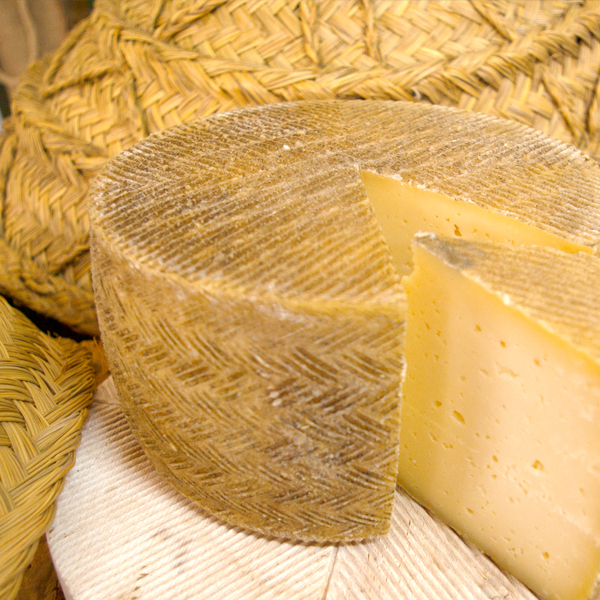 queso manchego artesano semicurado boc