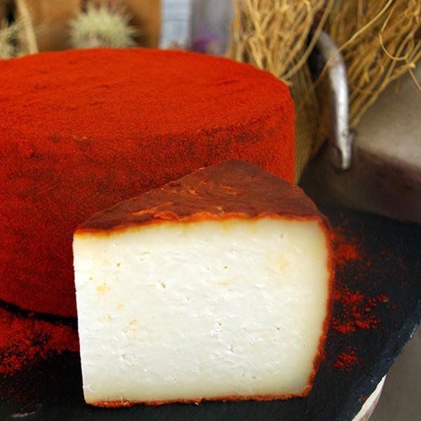 queso de oveja al pimenton semicurado boc